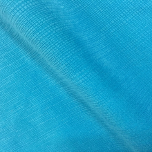 Blue colour custom solid burnout silk rayon velvet fabric manufacturer