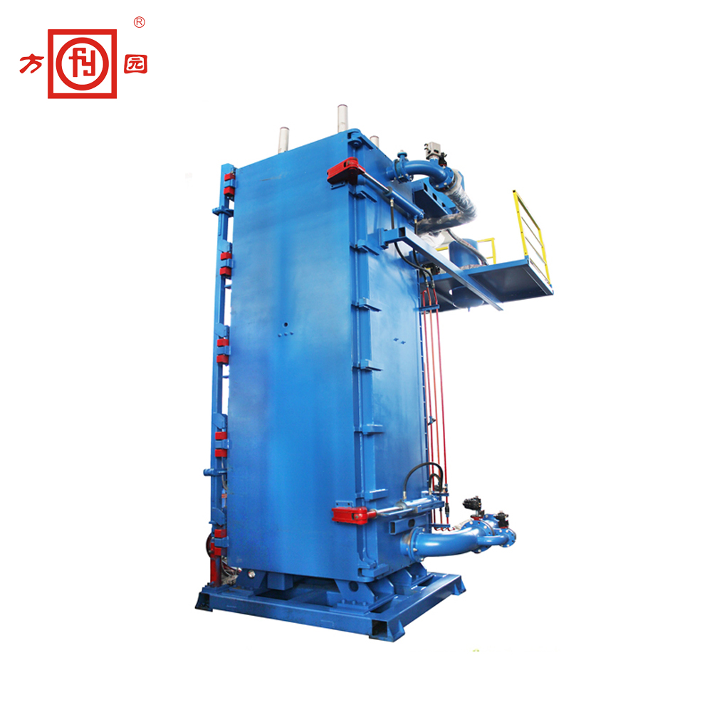 Fangyuan eps extruded polystyrene blocks machine