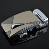 China OEM wholesale price upscale leather covered belt buckle