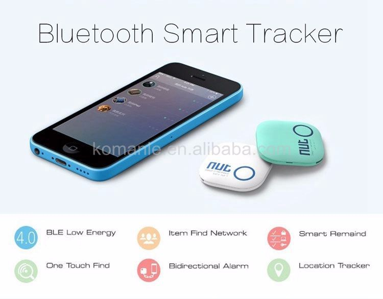 Nut 2 wireless remote smart anti lost alarm