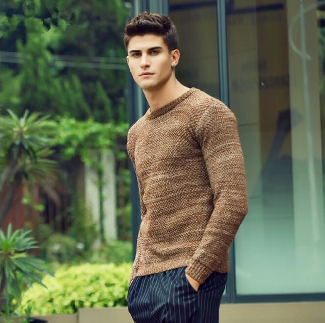 zm52407a wholesale mens clothing Christmas mens sweater