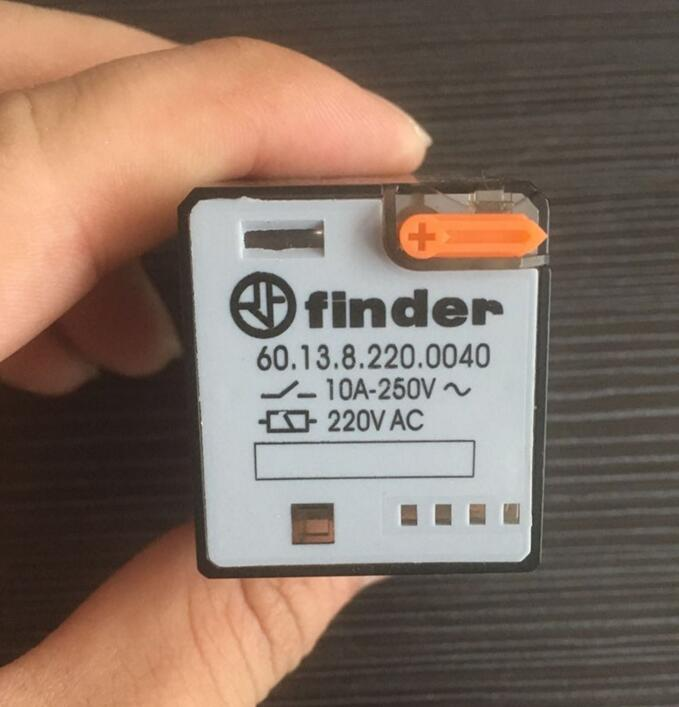 60.13 Finder Type 220VAC Mini Electromagnetic Relay Finder Relay 60.13 General Purpose Relay
