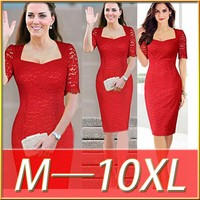 Seller factory walson Bestdress C87023A a women big size lace dress cat women lace dresses