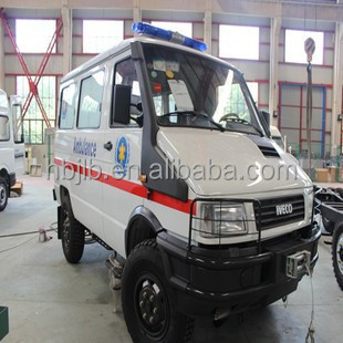 IVECO NJ2045XJH 4x4 off road mobile medical vehicles