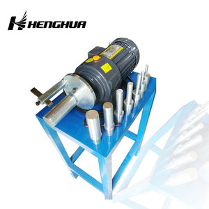High quality 12' 380V 60Hz Three phase hydraulic hose skiving machine for sale