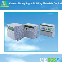 cement EPS sandwich panel cheap garden fence panels