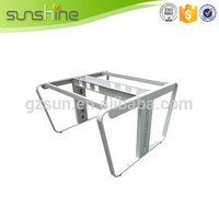 Made in Guangzhou China First Grade marble top metal coffee table frame