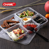 wholesale bento boxes / plastic meal tray