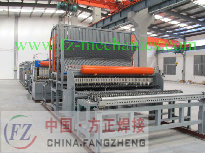 HOT Automatic Construction springboard wire mesh welding machine
