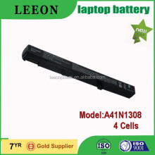 LEEON factory wholesale 4Cells laptop battery for ASUS: X451 X551 X451C X451CA X551C X551CA