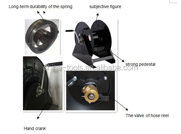 Manual Operation Hose Reel Buy Retractable Hose Reel