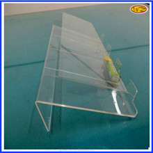 custom Processing PC acrylic material any shape cutting polishe line bending parts