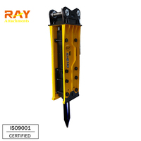 RAY ATTACHMENTS excavator hydraulic hammer breaker for sale