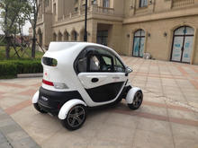 LUV lithium power Electric car with EEC type approval