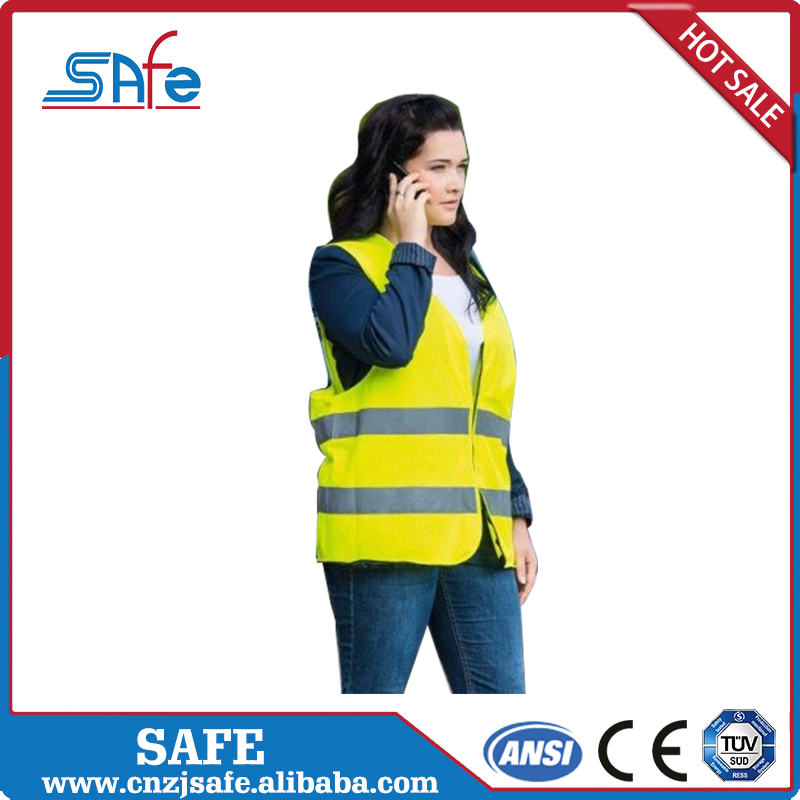 China Supplier reflective high visibility vest motorcycle