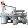 Chongqing used car motor engine oil to base oil distillation recycling system