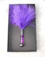 Best Price Top sell french tickler feather tickler 15.5cm