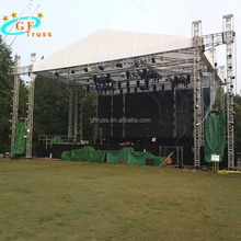 GF TRUSS Aluminum Alloy 6082-T6 Light Weight Truss Roof System <strong>Stage</strong> Lighting Truss