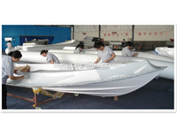 Liya rigid boat China 19feet fiberglass panga boats for sale