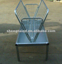 sheep hay feeder/grain feeder for goat deer