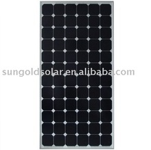monocrystaline solar panel China with bosch cells 200w