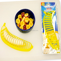 Hutzler 571 Banana Slicer Cutter Kitchen Banana Chopper
