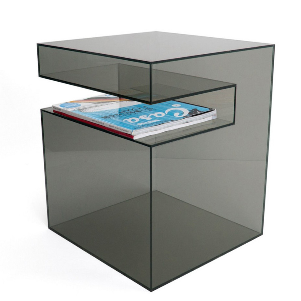 luxus table basse plexiglass id es de conception de table basse. Black Bedroom Furniture Sets. Home Design Ideas
