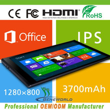 8'' Intel Windows tablet / widely used for Business, Education, etc