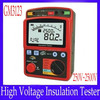 High voltage insulation Tester GM3123 Rated Voltage 250V/500V/1000V/2500V