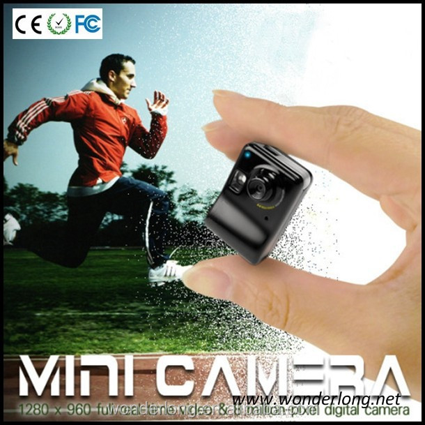 SC588 8MP Hidden audio recording devices The world smallest hidden video camera