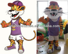 custom made cartoon characters animal costume mascot for adults