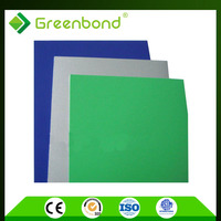 Greenbond insulated interior wall aluminum composite panel