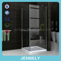 Eco Inloopdouche 900x900x2000 8MM Shower Rooms