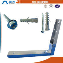 stainless steel canopy bracket Hot sale steel u bracket