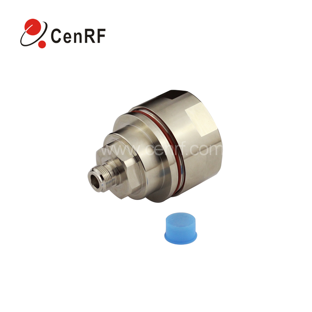 "RF N Type Female Connector for 1-5/8"" Coaxial Cable"