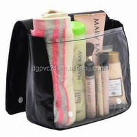Custom Make Up Modella toiletry promotional fashion elegant cosmetic makeup bag for lady