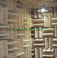 Wedge absorber best soundproofing materials
