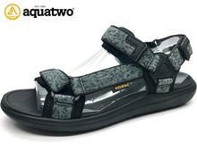 2017 Latest Design Aquatwo Brand Mens Fashion Sports Sandals