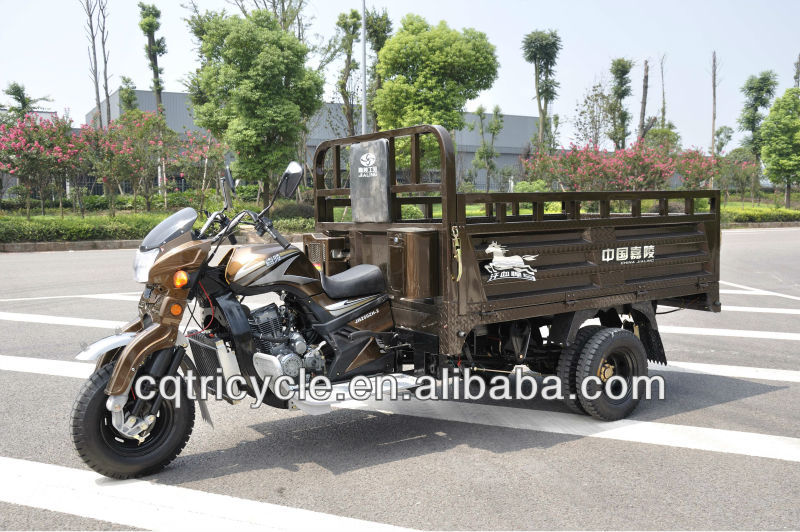 2014 new design heavy duty cargo box tricycle/five wheel motorcycle