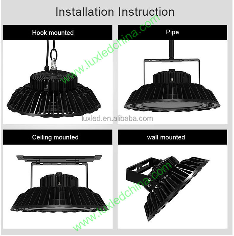 factory price high quality 220v 230v 150w led lighting led light