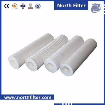 "PP,PA,PL 10"" melt&spray cartridge filters for pool filter system"