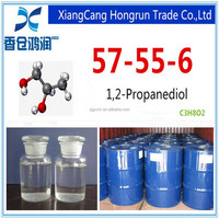 Fast delivery propylene glycol price for hygroscopic agent/antifreeze/lubricants