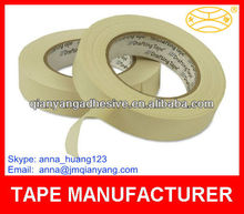 Low tack designer adhesive tape for marking