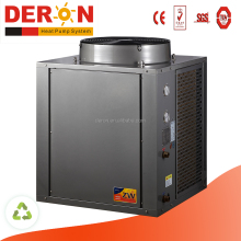 China air source electric heat pump water heater 11kw 380V for restaurants hot water or cooling