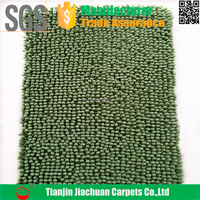 polyester microfiber anti fatigue antibacterial machine washable mats
