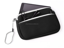factory price neoprene table cover with front pocket fit for Ipad Mini
