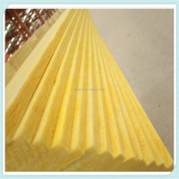 High Quality Fire Retardant Thermal Insulation Glass Wool Board Price