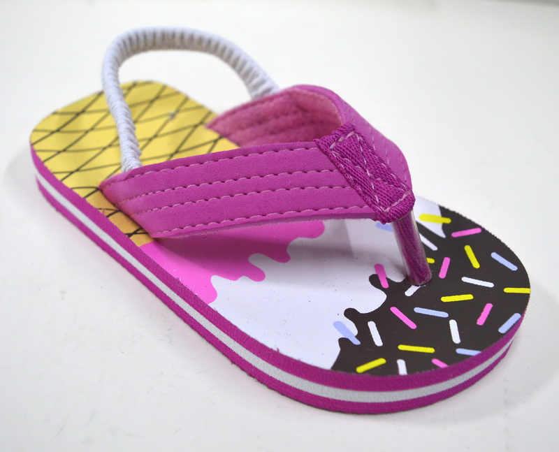 Made In China Fancy Design Girls Sandals Kids