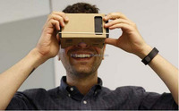 Cheap Google Cardboard 3D Glasses