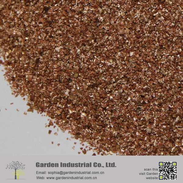 Light Weight Agriculture Expanded Vermiculite Growing Medium